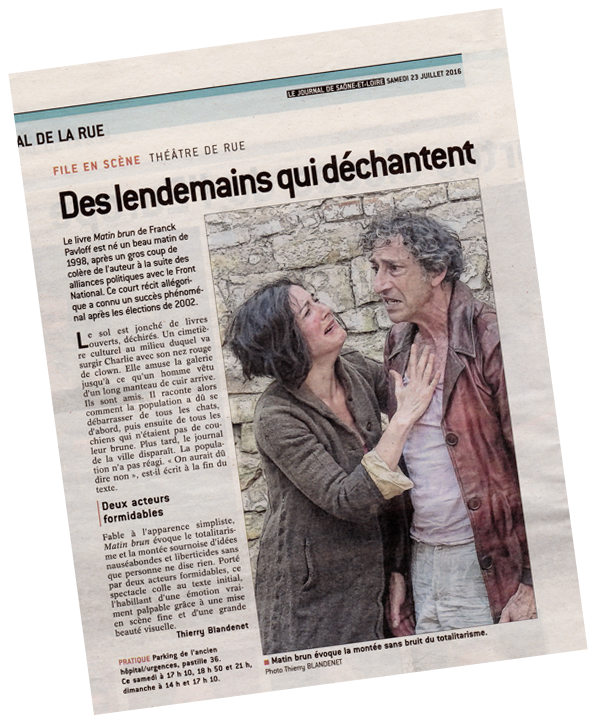 16 07 23 Matin Brun Saone et Loire
